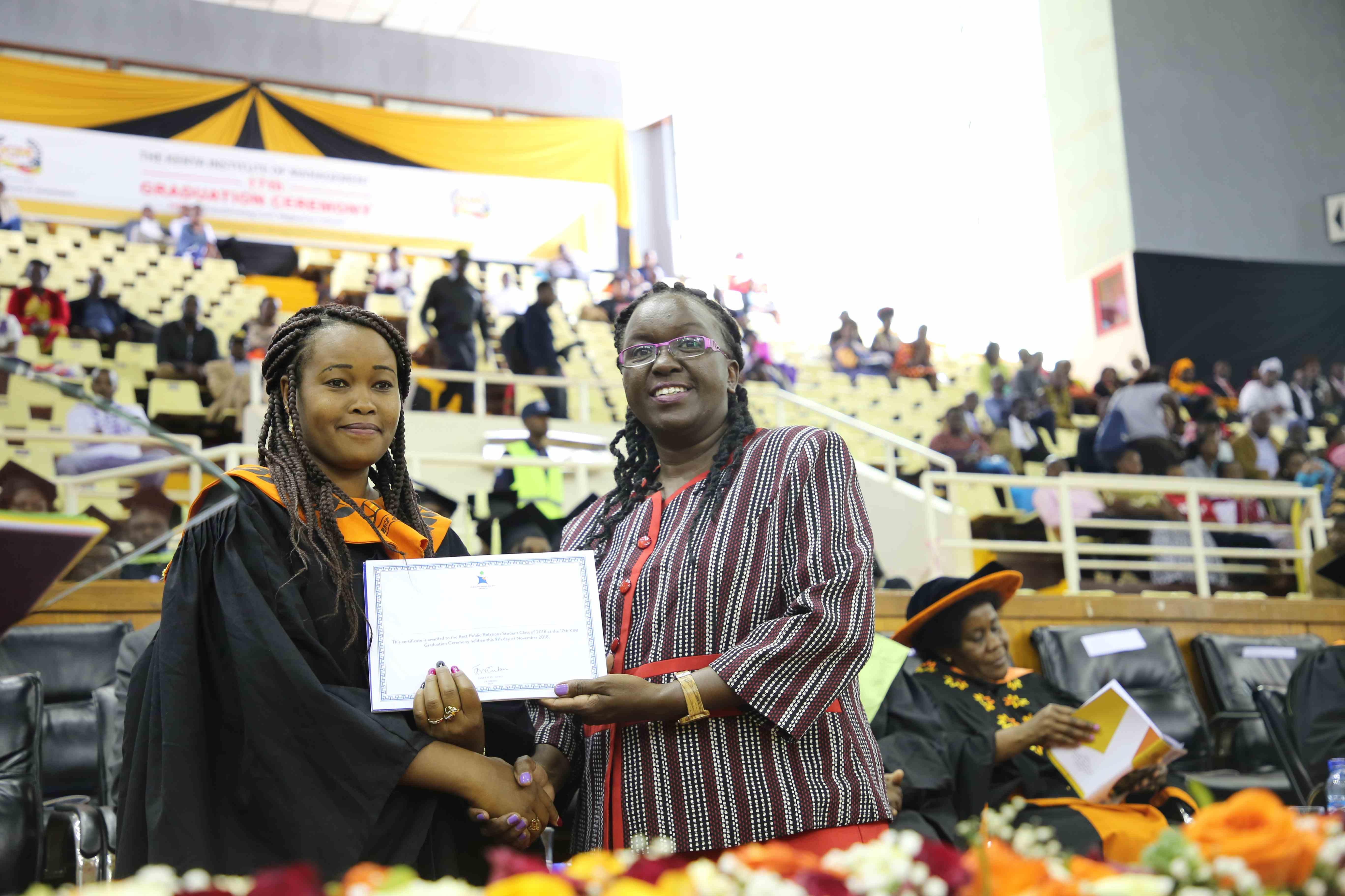 KIM Graduation 2018